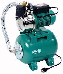 WILO-HWJ: Hydrophore system