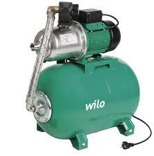 WILO-Multipress HMP: Hydrophore system