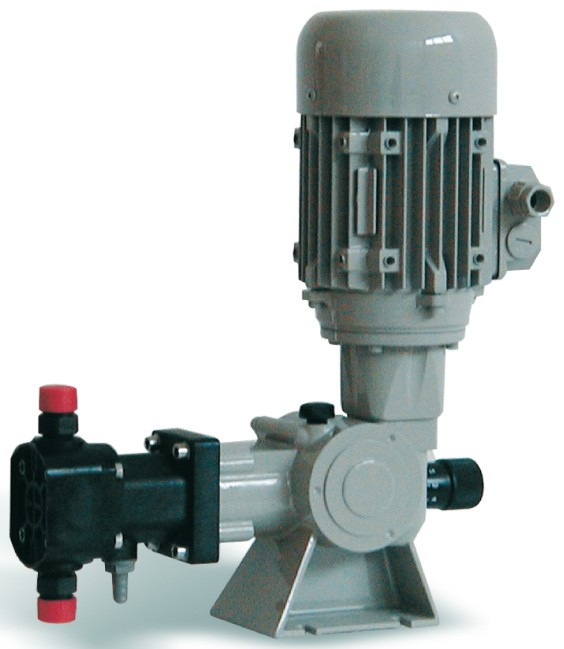 Spring Return Mechanical Diaphragm Pump Type D