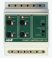 mjk-Pump Controller 701P - помпен контролер за управление на една или две помпи