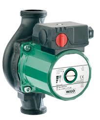 Wilo-STAR STG Circulation pump for solar applications