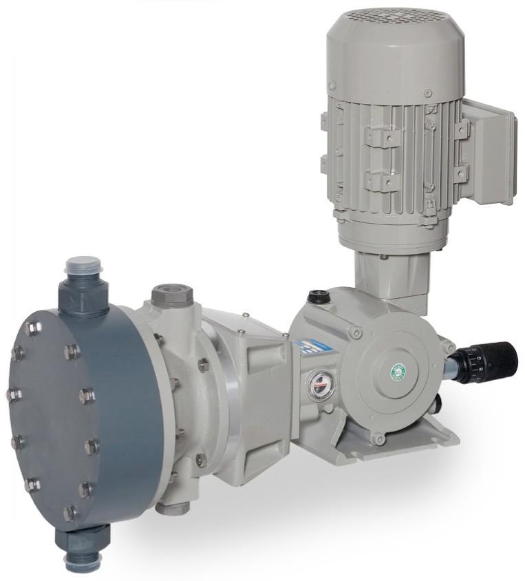 Spring Return Hydraulic Diaphragm Pump Type B&BR