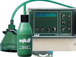 mjk-713: Open channel flowmeter system
