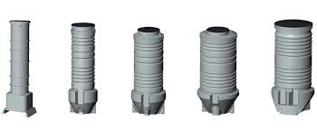Grundfos-PEHD: Little pumping stations (pits) for waste and dreinage waters
