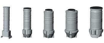 Grundfos-PEHD: Оборудвани малки помпени станции (шахти) за изпомпване на отпадни и дренажни води