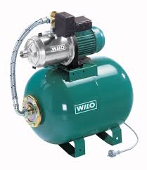 WILO-HMC: Hydrophore system