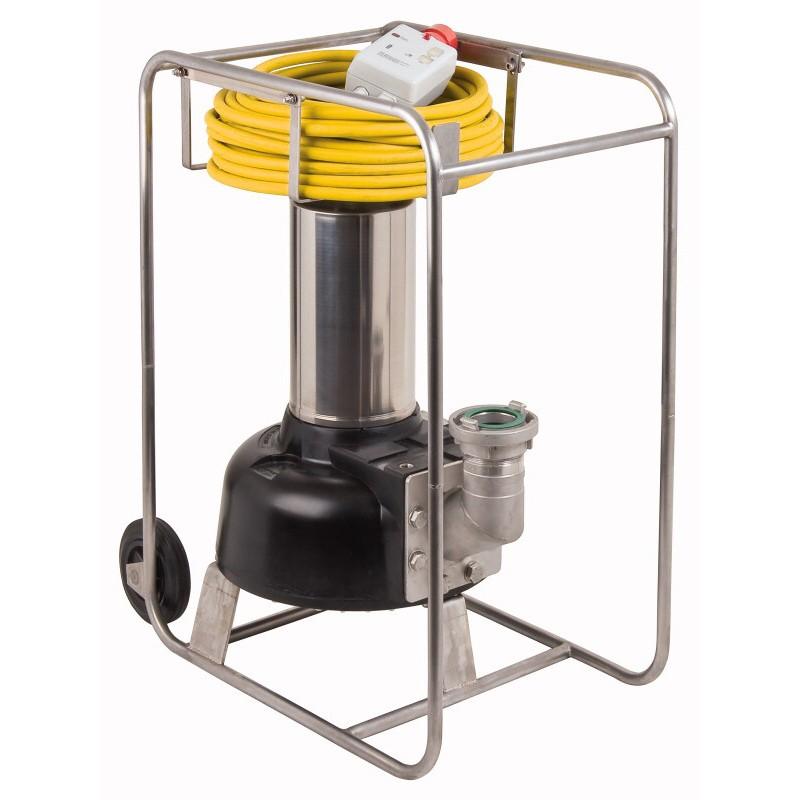 Wilo-Drain TP...-AM: потопяема канализационна помпа за нестационарно приложение