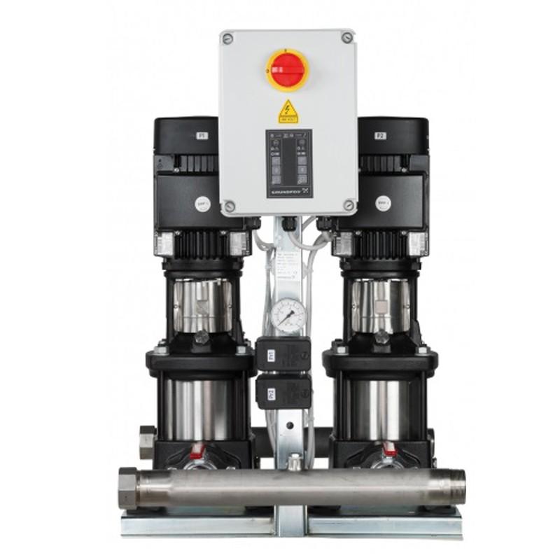Grundfos-Hydro Multi S: Boosting system