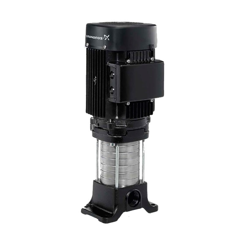 Grundfos-CMV: Vertical, multistage, centrifugal pumpe, closed-coupled type