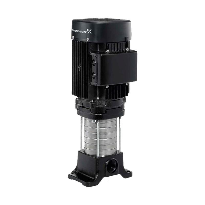 Grundfos-CMV: Вертикална, многостъпална, центробежна помпа от близко-куплиран тип