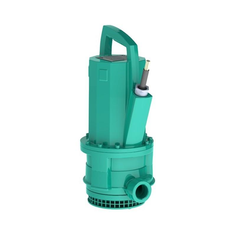 Wilo-Drain TMT/TMC: помпи за отпадни води