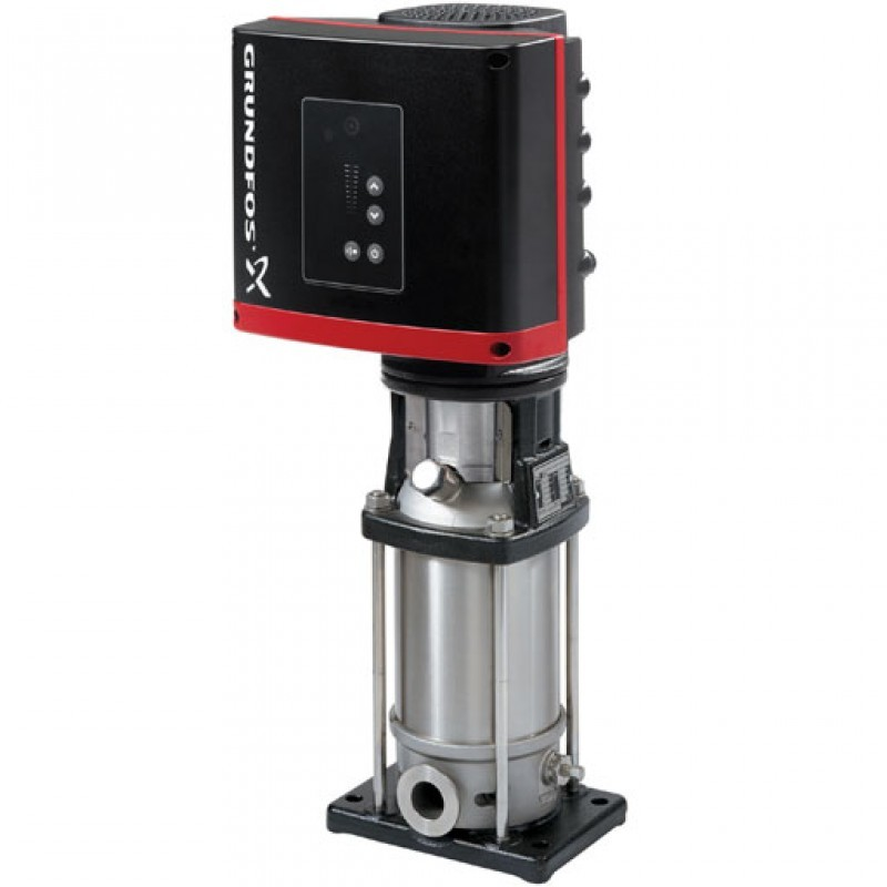 Grundfos-CRE/CRIE/CRNE: Multistage centrifugal pumps with electronic control