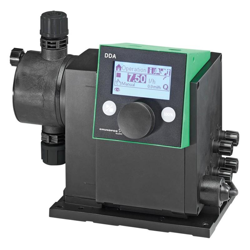 Grundfos-DDA, DDC, DDE: Digital membrain dosing pumps