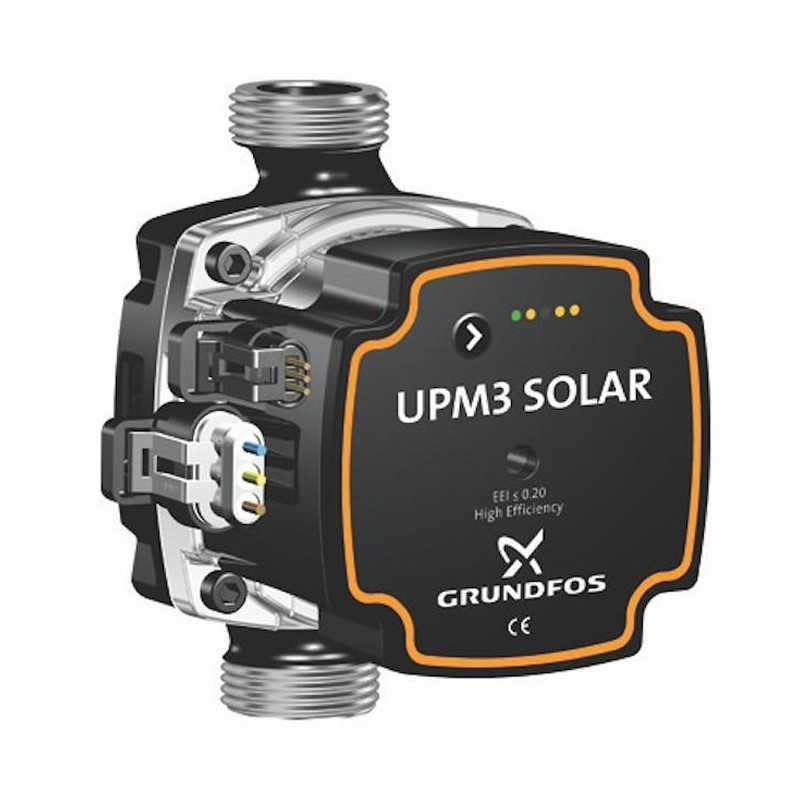 Grundfos-SOLAR: circulating pump for solar systems