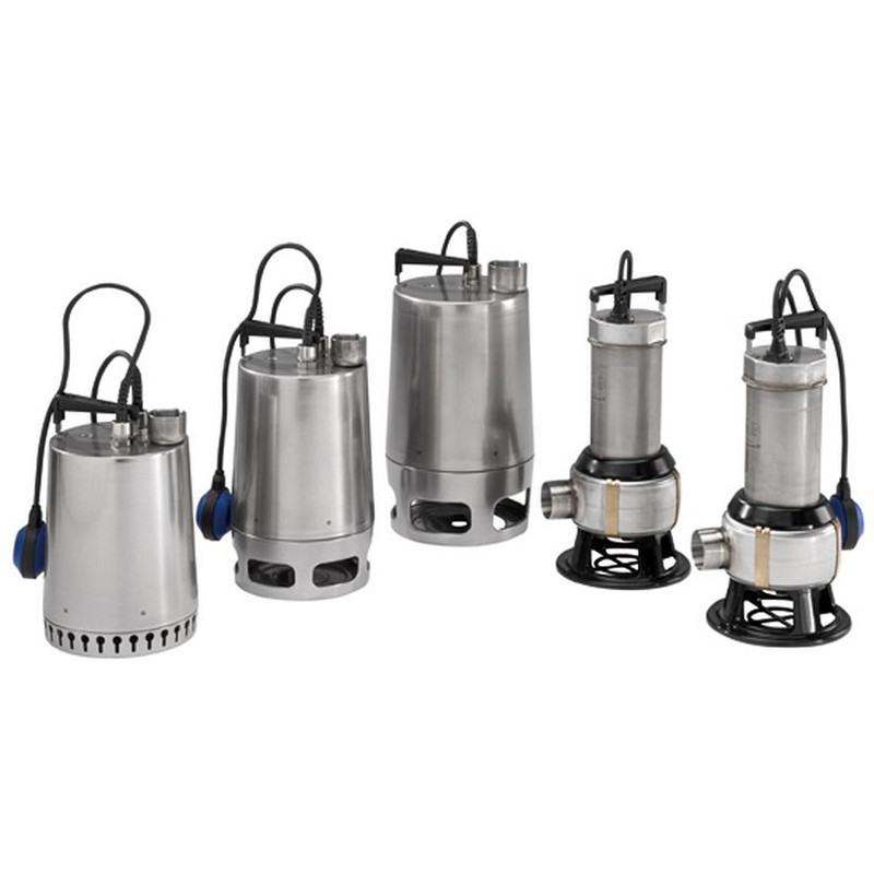 Grundfos-UNILIFT AP, KP: Submersible pumps for waste water, underground and dreinage water