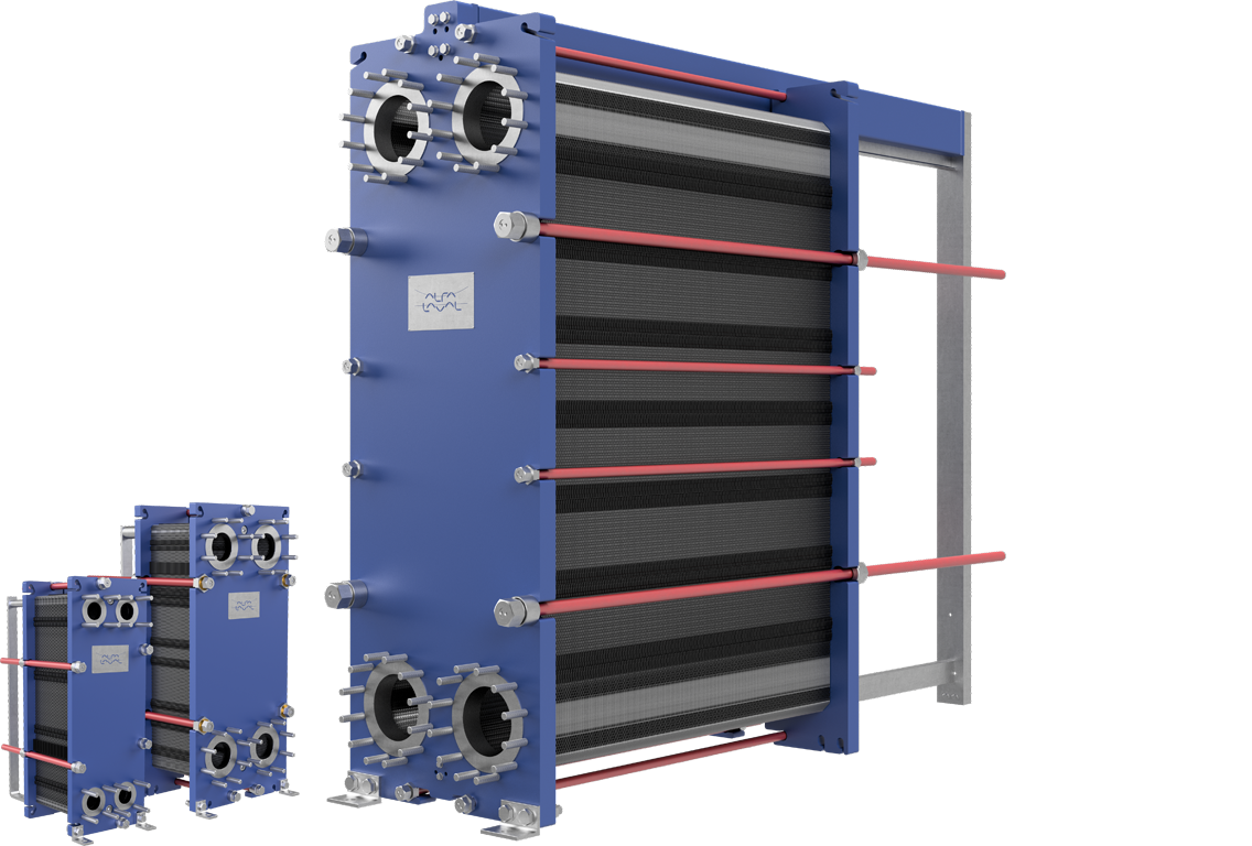 gasketed heat exchanger Alfa Laval