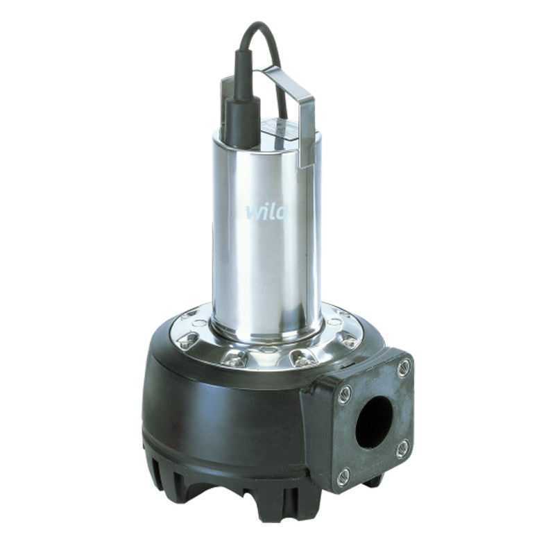 Wilo-Drain TP 50/TP 65: потопяема канализационна помпа