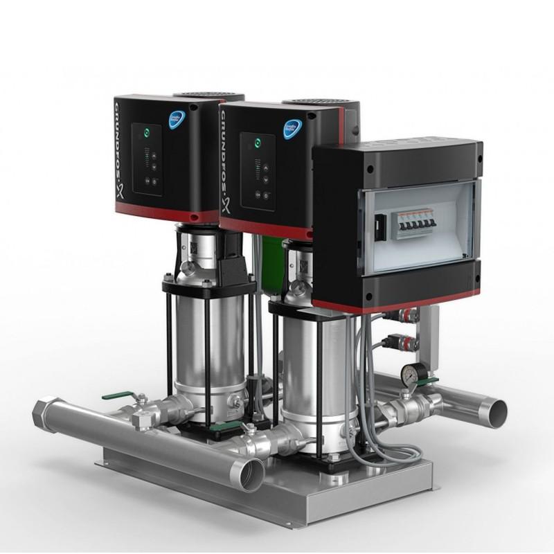 Grundfos-Hydro Multi E: Boosting system ready for use