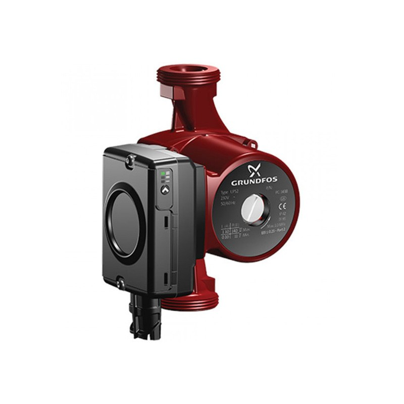 Grundfos - UPS2: The universal circulation pump