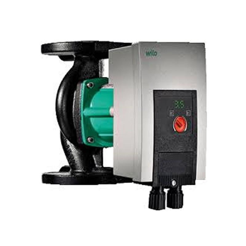 Wilo-Yonos MAXO: електронна циркулационна помпа за средни и големи инсталации