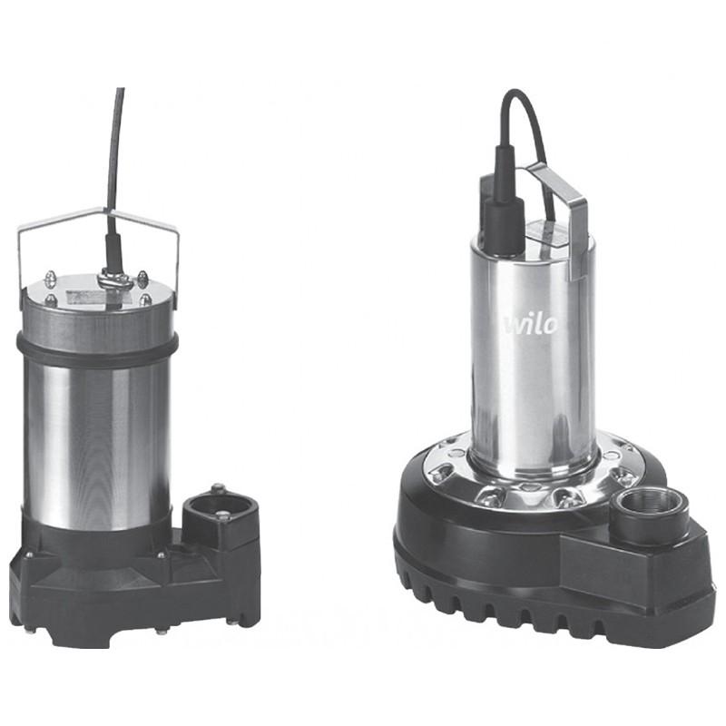 Wilo-Drain TS 40...65 потопяема помпа за отпадни води